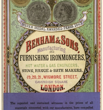 Benham and Sons