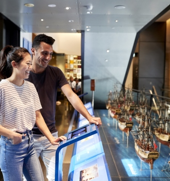 Sydney Living Museums Membership promotion