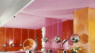Marion Best Pty Ltd: 'A room for Mary Quant' [Rooms on View, 1967].