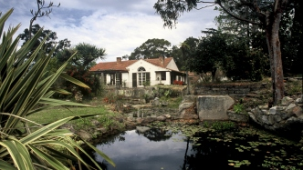 Fountains, the former home of Alfred and Jocelyn Brown, Killara, New South Wales