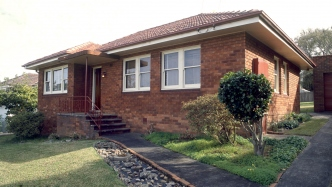 Marjorie Graham's House, Terry Road, West Ryde