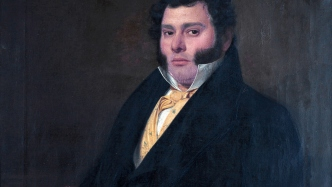 Portrait of James Murray