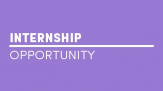 Internship Opportunity promo tile