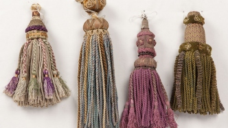 Tassels, part of the Robert Lloyd collection