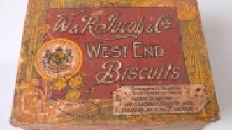 Fancy a biscuit?