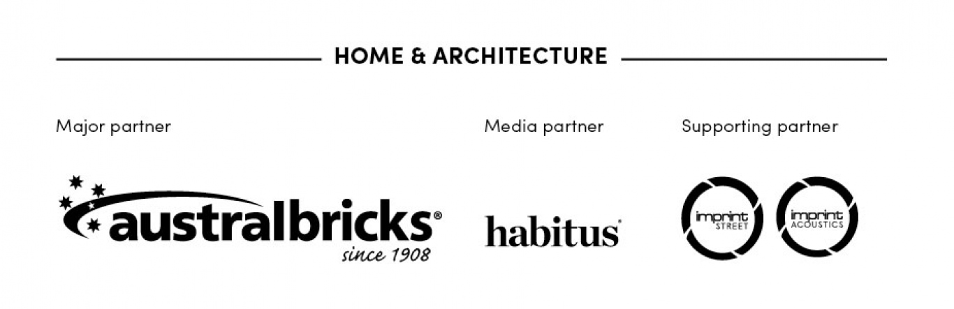 Home and Architecture logos