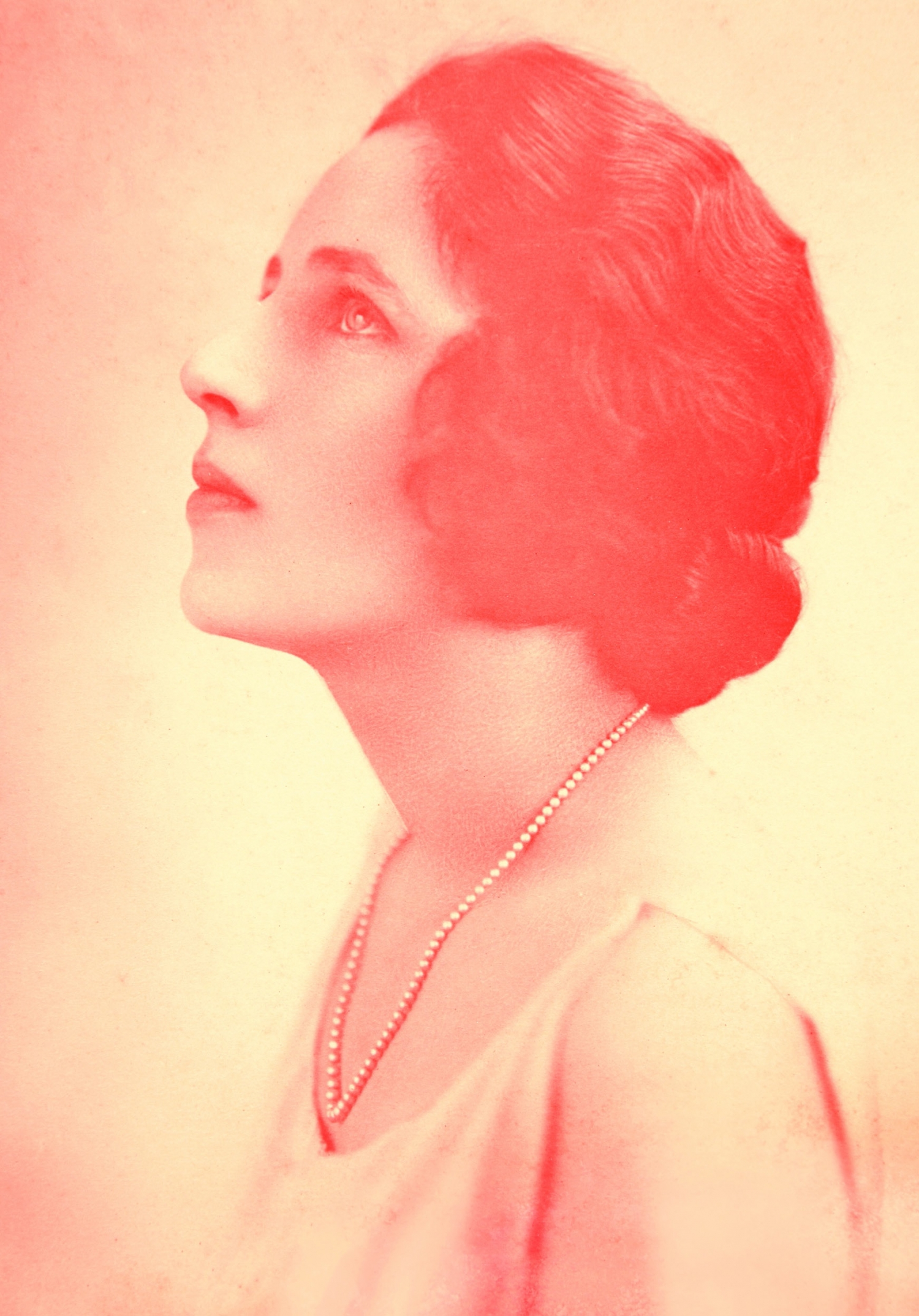 Society portrait of Dora Walford
