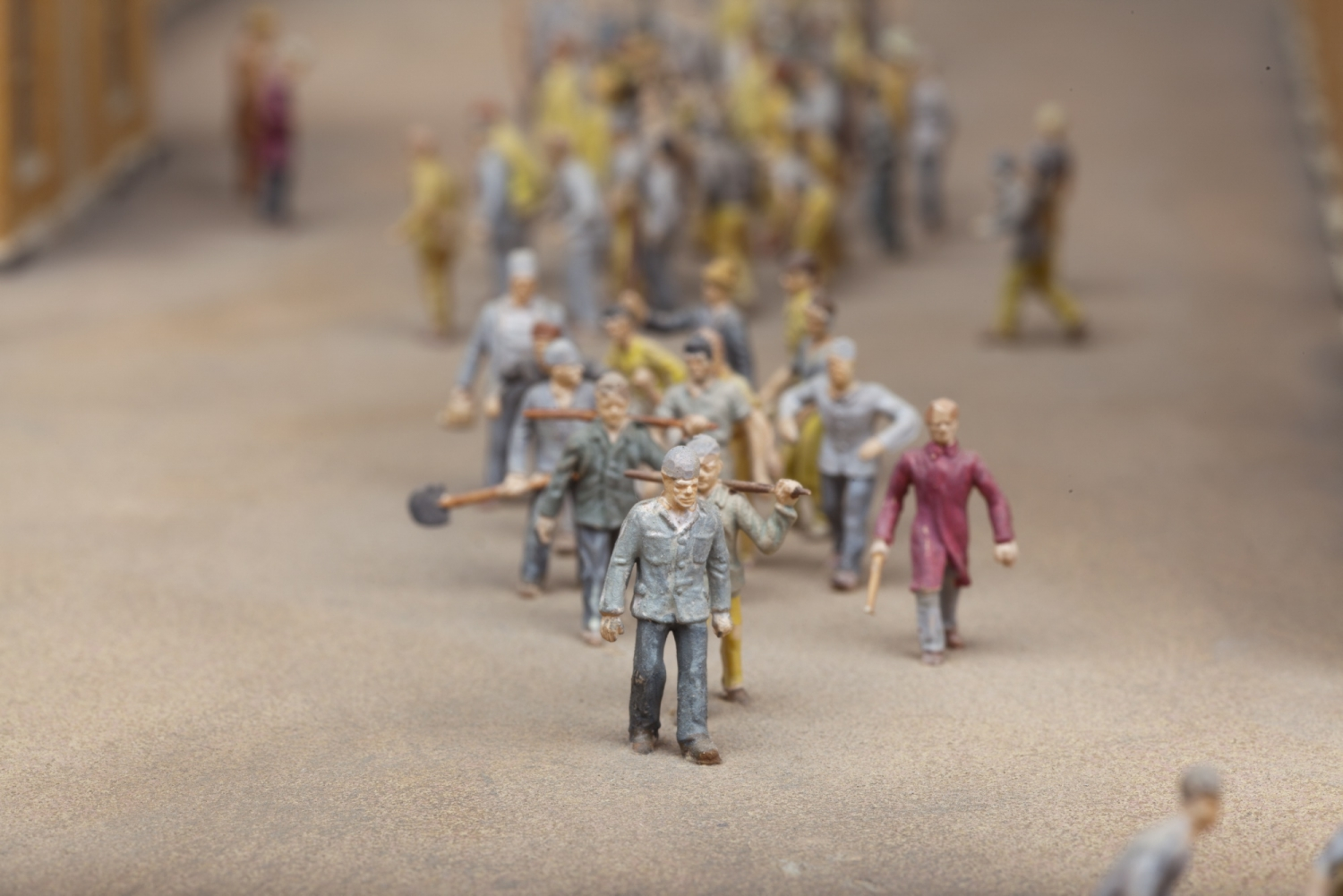 Models of convicts