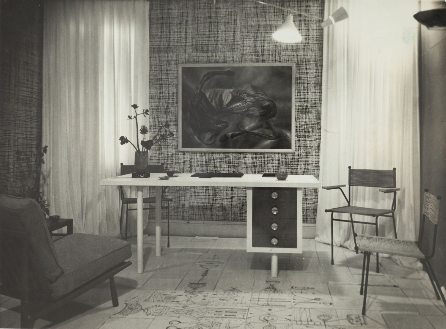 'The White Room', 1953