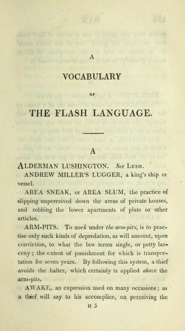 First page of printed book.