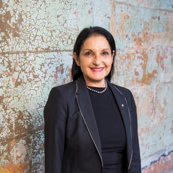 Sydney Living Museums Trustee, Naseema Sparks