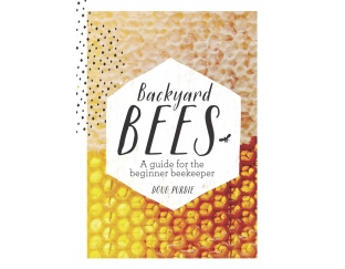 A picture of a book called Backyard Bees