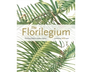 Cover of book with illustration of foliage on front.