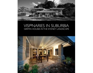 Book cover of Visionaries in Suburbia