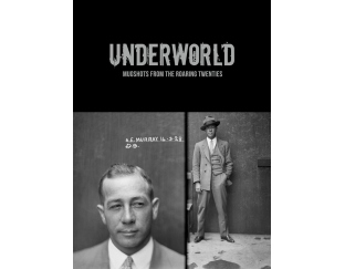 Shop item tile image book cover of Underworld exhibition related book