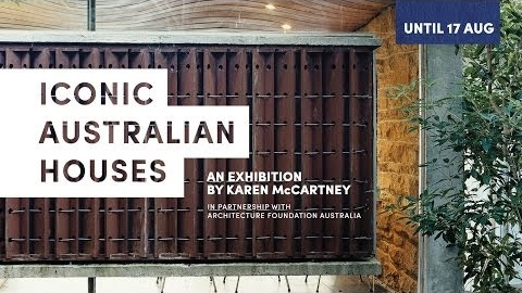 Penelope Seidler launches the new exhibition - Iconic Australian Houses