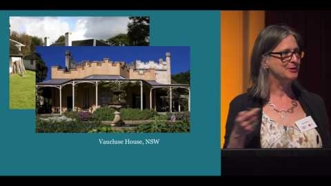 Musical soundscapes in the historic house museum - Professor Jeanice Brooks
