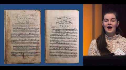 Music from home: SLM sheet music and the Scots in Australia - Dr Brianna Robertson-Kirkland