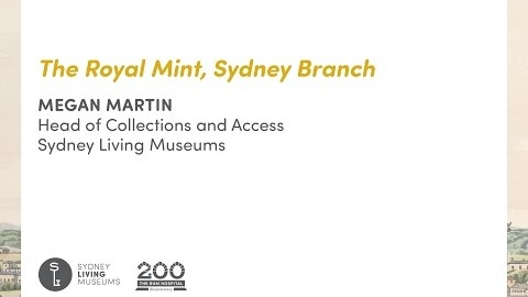 The Sydney Rum Hospital Symposium - Megan Martin