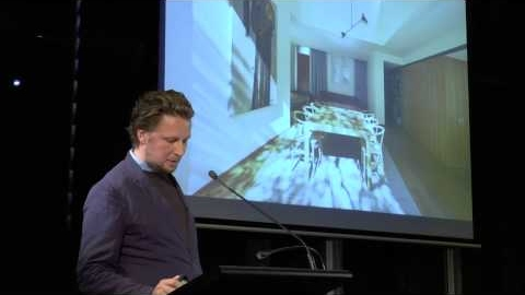 Sydney Open Talks: Rooms in the House - Living Room