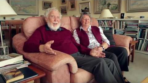 Alan and Jancis Rees - Extended interview