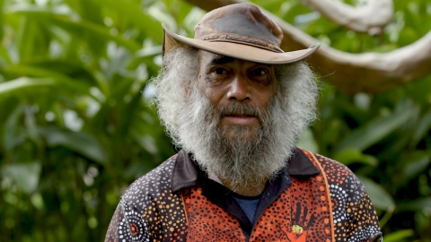 Uncle Fred - Indigenous profile - life and work - Fred's Bush Tucker