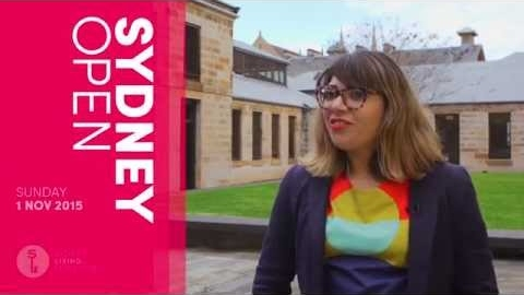 Jess Scully: Art and Sydney Open
