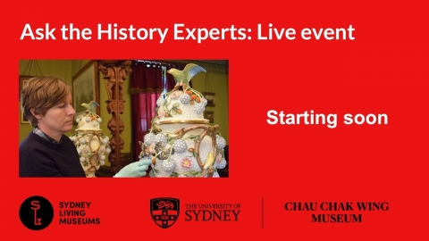 Ask the History Experts: Live event recording