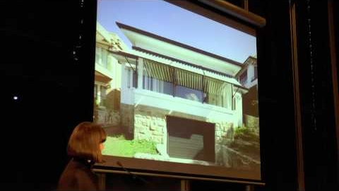 Sydney Open Talks: Rooms in the House - Kitchen
