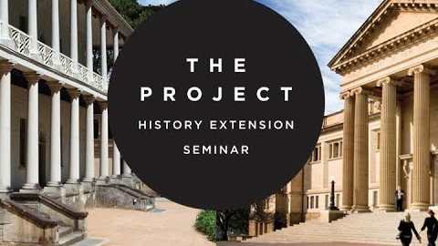 The Project: History Extension 2019 Keynote: Dr Paul Irish