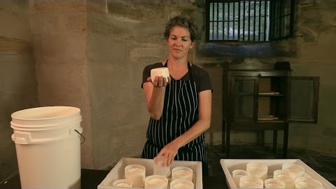 Artisan Cheese Making at Elizabeth Bay House