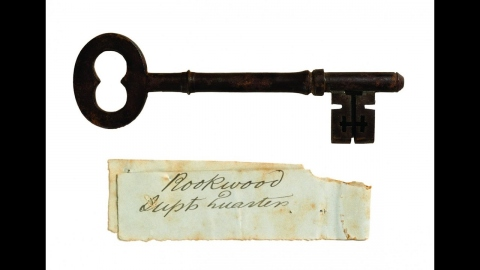 History Reflected: Behind closed doors - Rookwood Asylum Key with Dr Penny Stannard