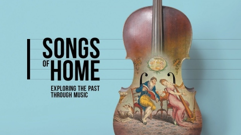Songs of Home: Exploring the Past Through Music