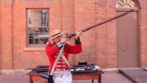 Troopers, Trackers, Bushrangers and their weapons   Sydney