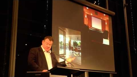 Sydney Open Talks: Rooms in the House - Those other rooms